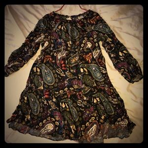 American eagle cute out dress